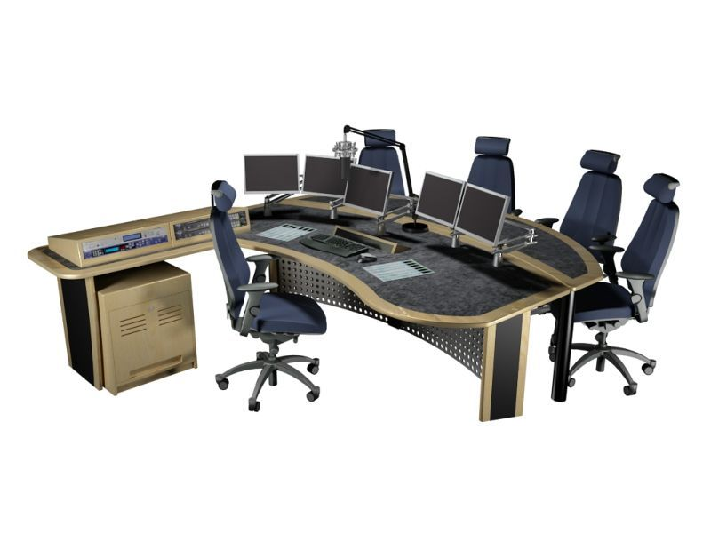 Identifying the Best Ergonomic Desk for Radio Presenters